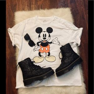 Mickey Mouse oversized tee
